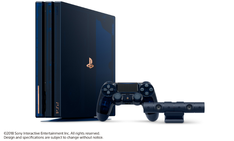 Sony announces the 500 Million Limited Edition PS4 Pro | Best Buy Blog