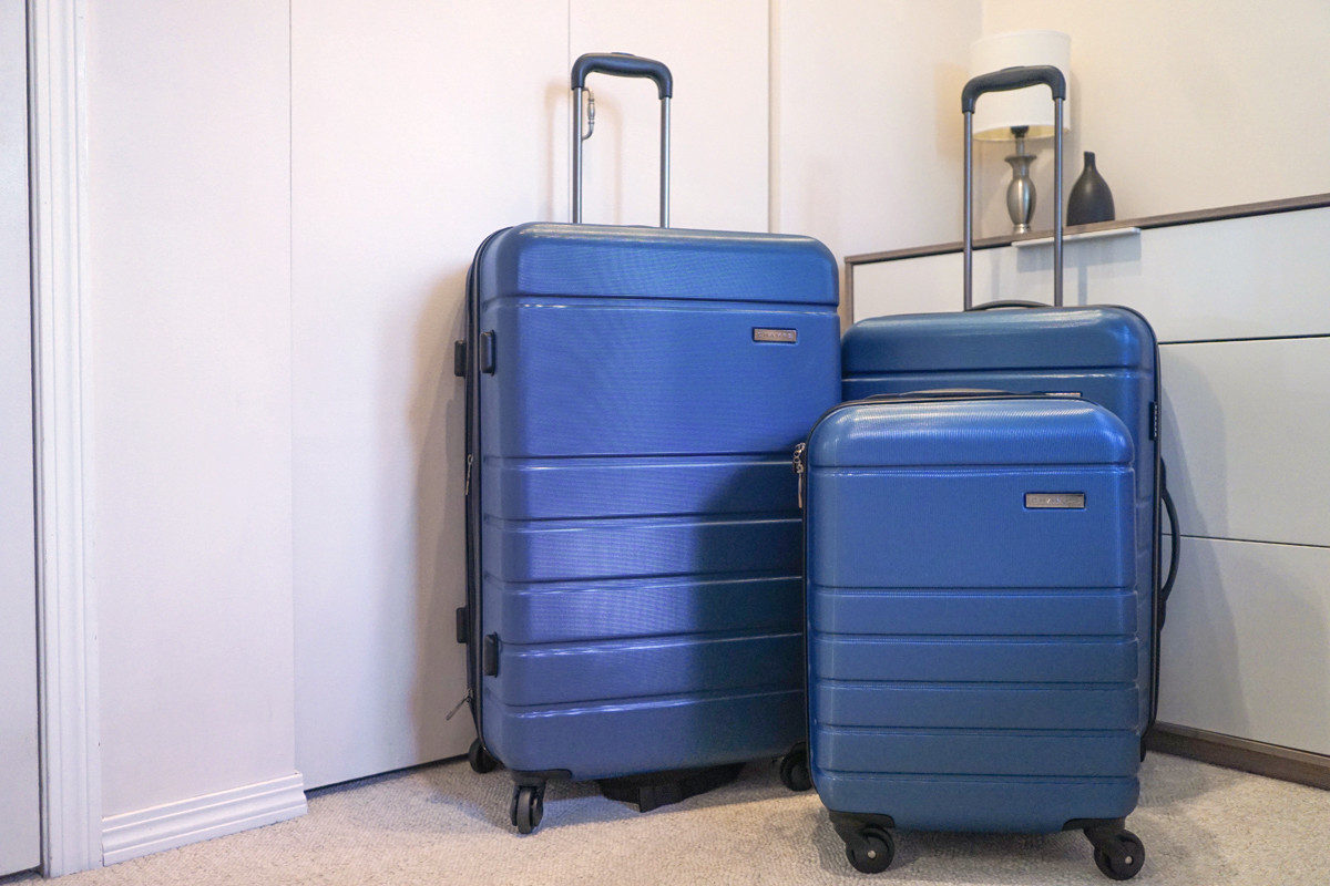 e1a6dc488 Champs Luggage Journey Collection review | Best Buy Blog