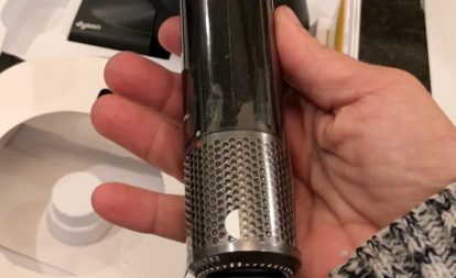 Dyson supersonic motor
