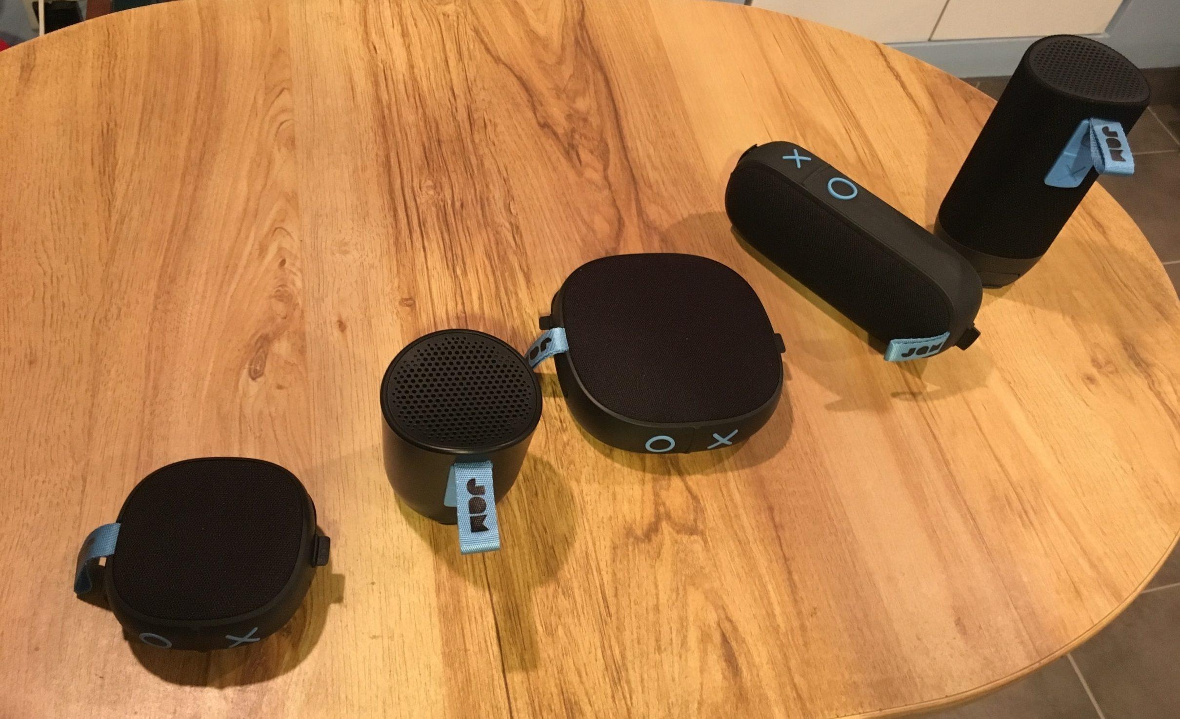 JAM Audio Speaker Line