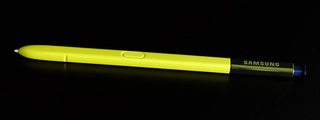 Samsung Galaxy Note 9 S-Pen