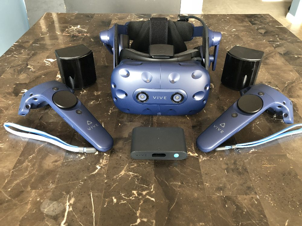 HTC VIVE Pro VR setup guide and review | Best Buy Blog