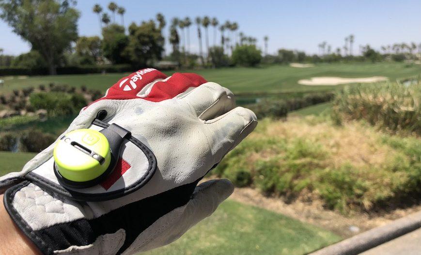 Zepp 2 Golf tracker