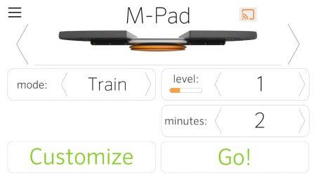 M-Pad App