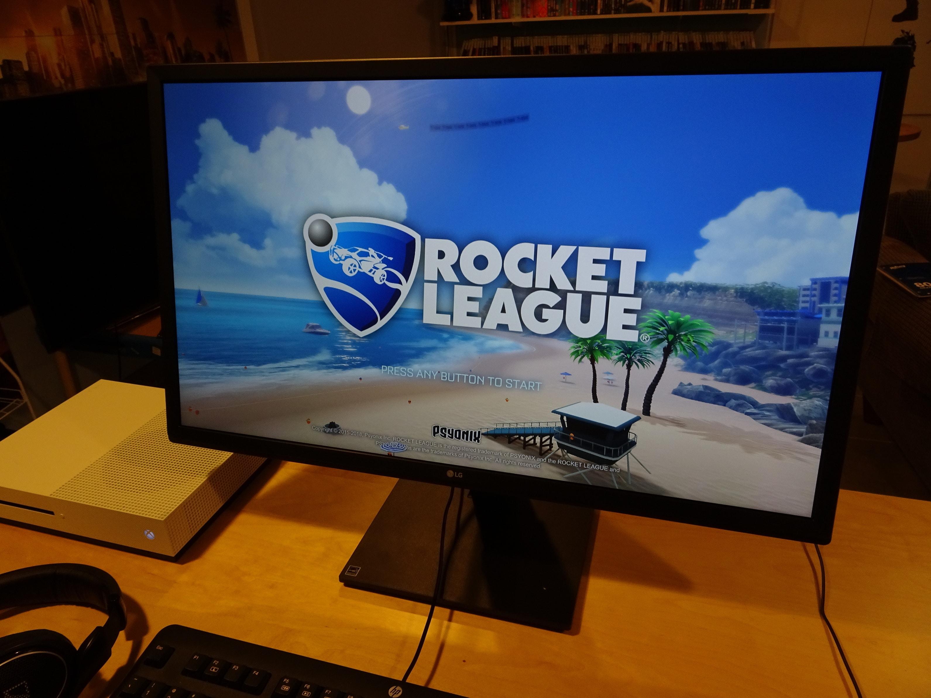 New Gaming Monitor 1