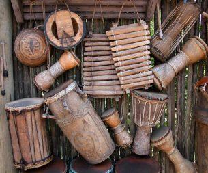 batterie et de percussion - percussion du monde