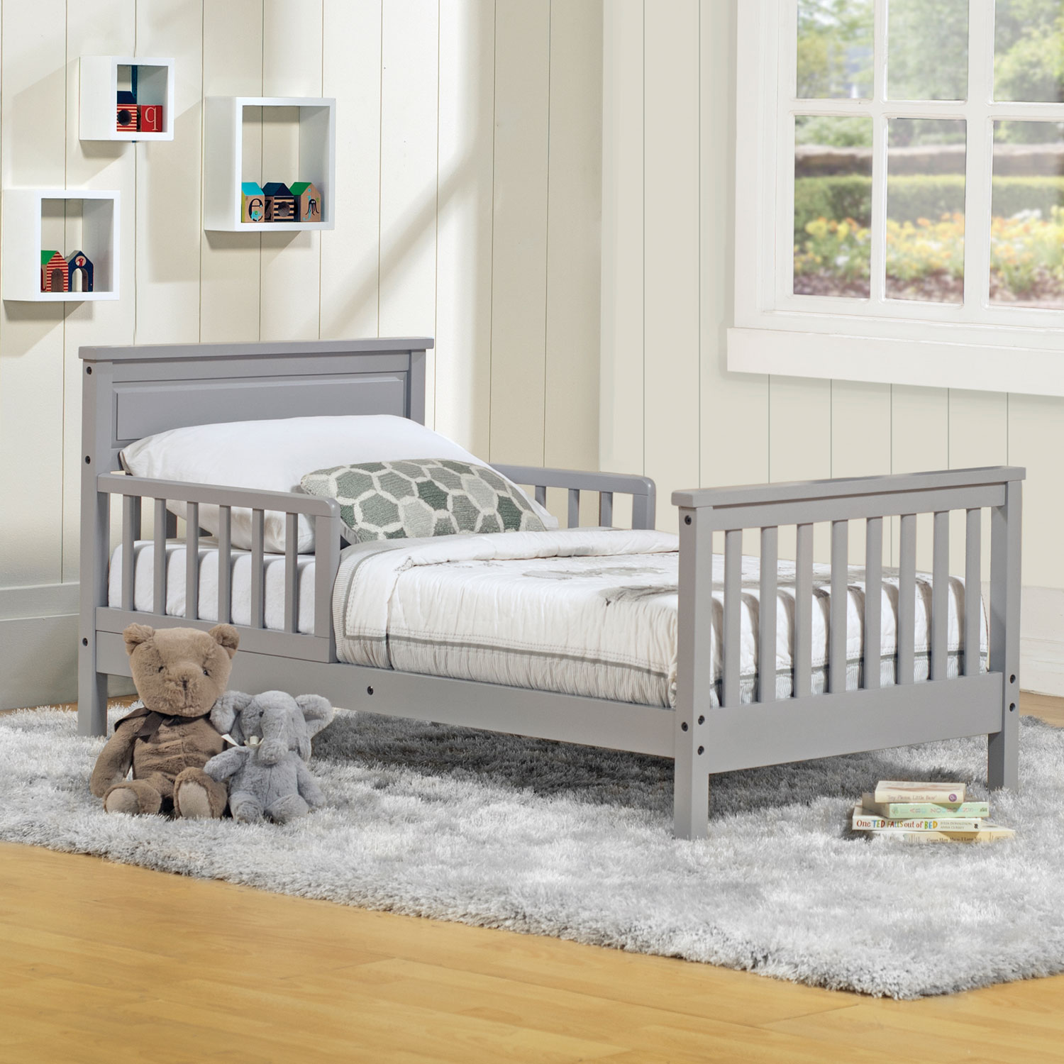 Is a Toddler Bed or Regular Bed Better For Your Growing ...
