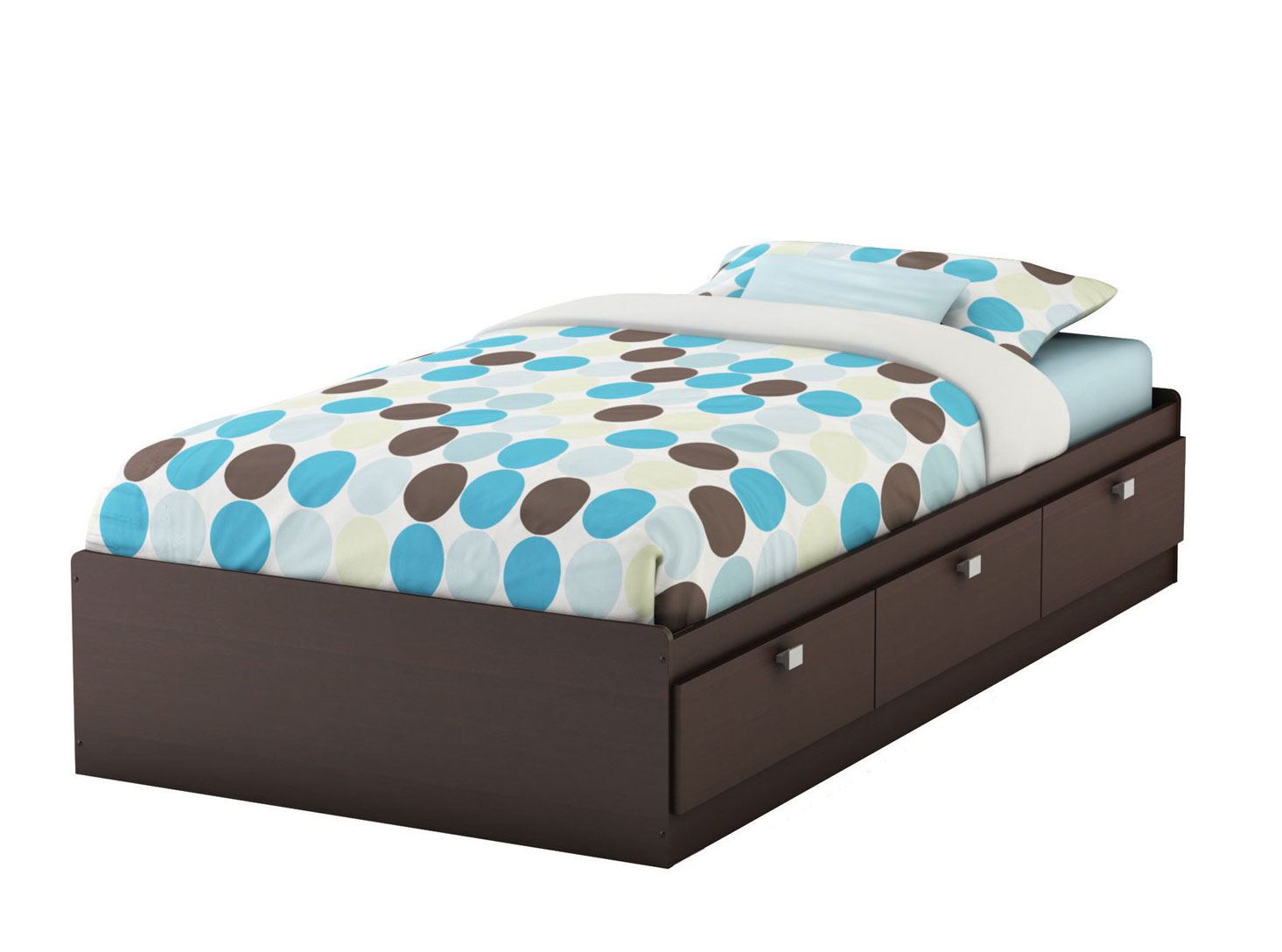toddler bed - cakao comtemporary kids bed