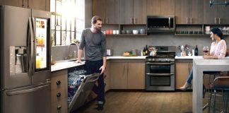 connected appliances smart features