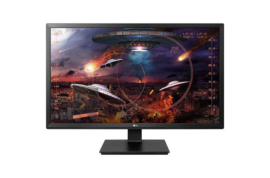 LG 4K UHD FreeSync Gaming Monitor Review (LG 27UD59P) | Best