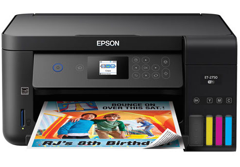 printer buying guide - epson expression ecotank printer