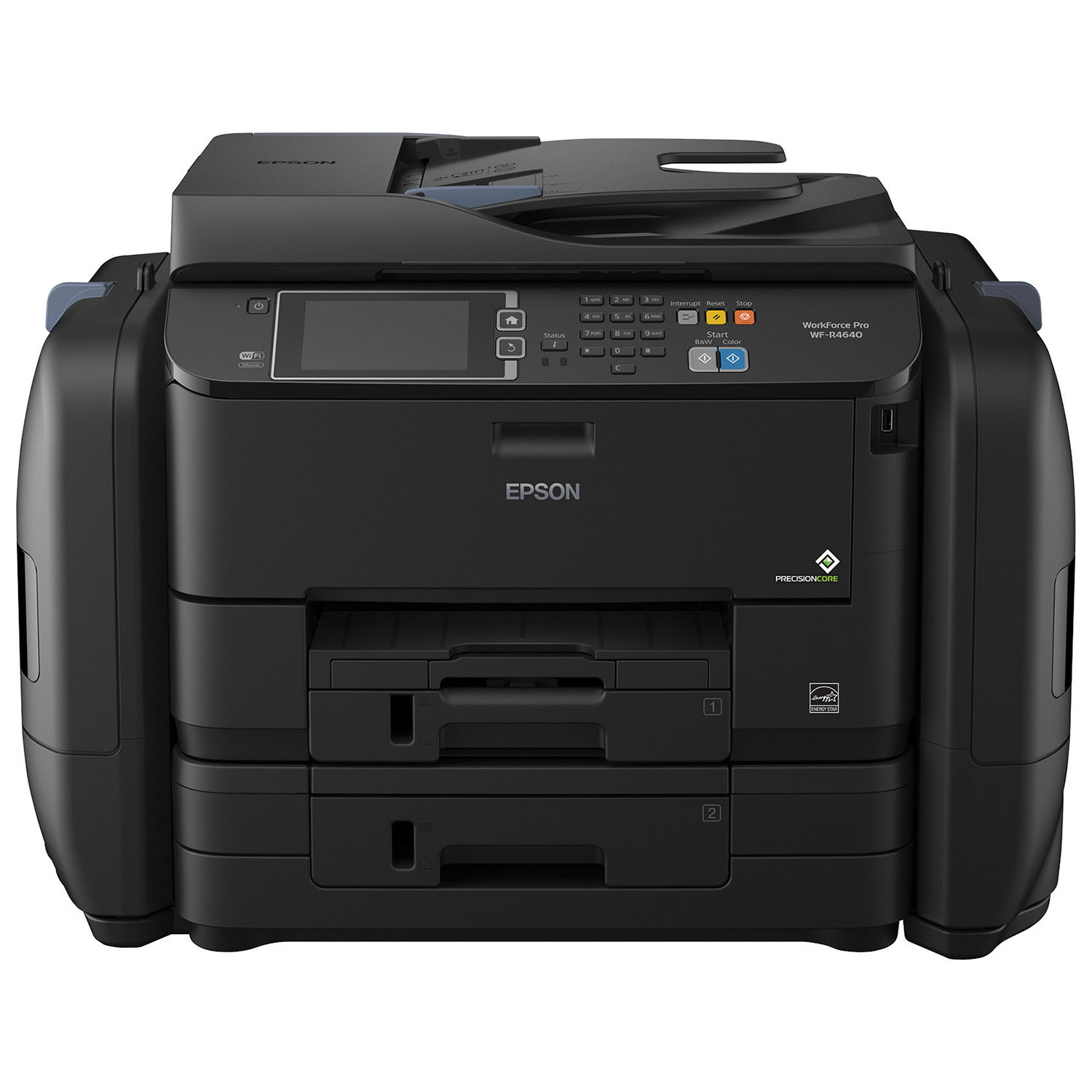 printer buying guide - epson workhorse double sided two trays