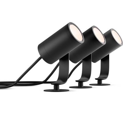 lampes d'extérieur Hue de Philips - lily