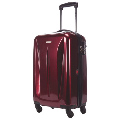 spinner luggage family travel