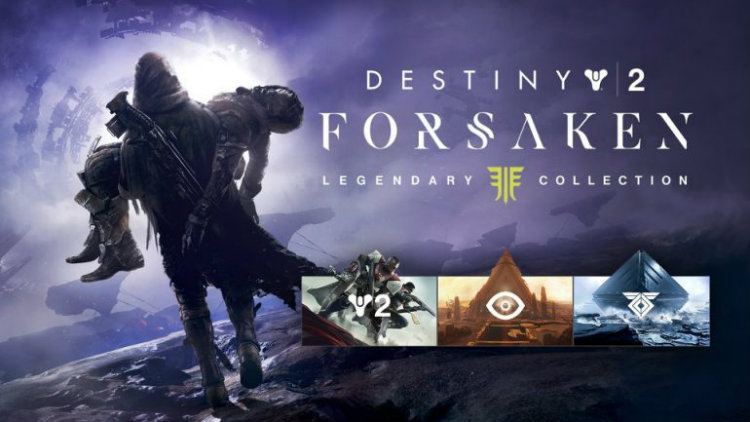 destiny 2 forsaken legendary edition pc download