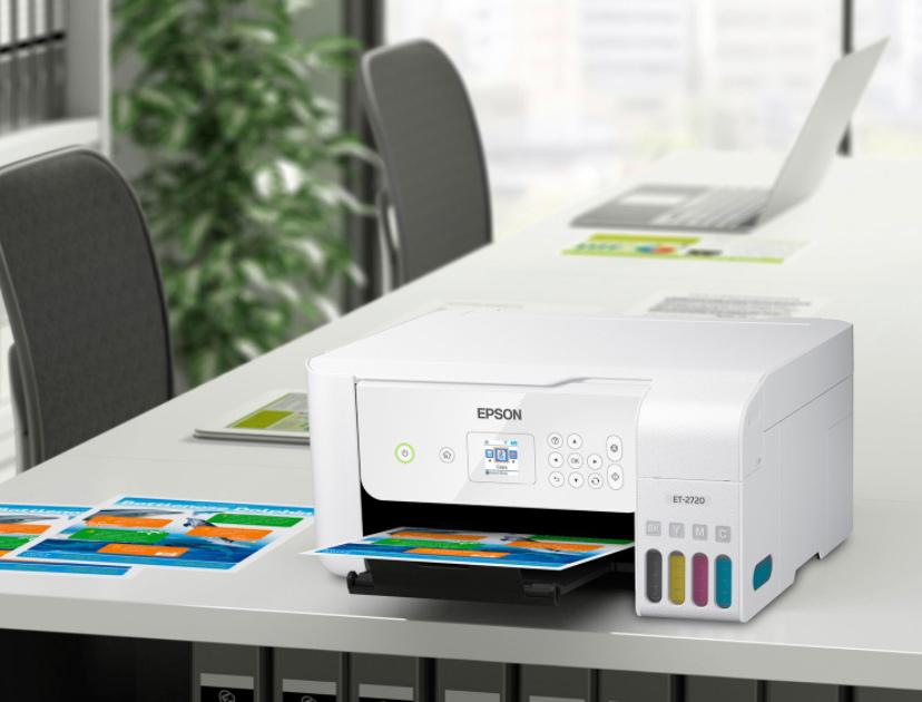 Epson Superprinter on table