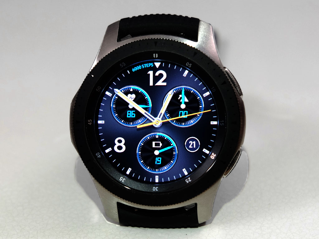 Samsung Galaxy Watch Review Best Buy Blog