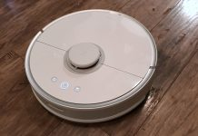 Roborock Sweep and mop robot vacuum