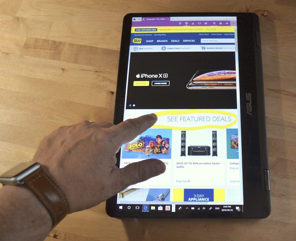 ASUS ZenBook Flip review