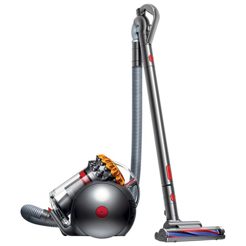 canister vs stick vacuum - dyson ball canister vacuum