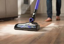 canister vs stick vacuums - hoover stick vacuum