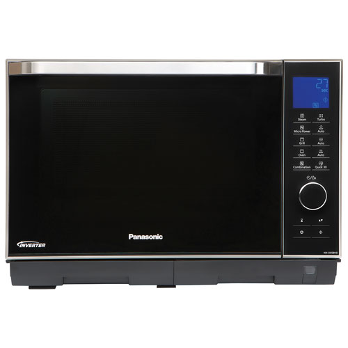 panasonic steam combo microwave