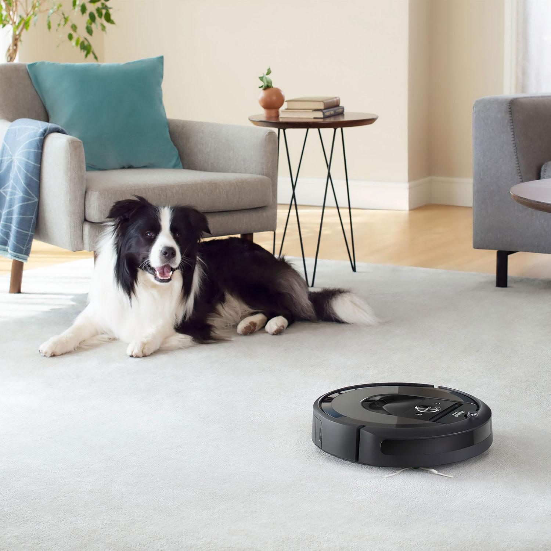 robot vacuum - roomba i7 pets