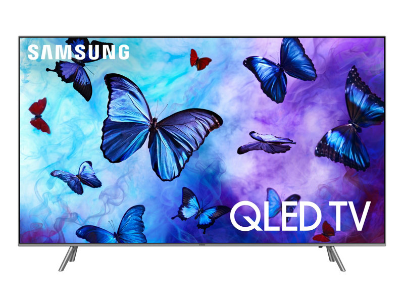 Showcasing Samsung's QLED Picture Quality - Butterflies on the Screen
