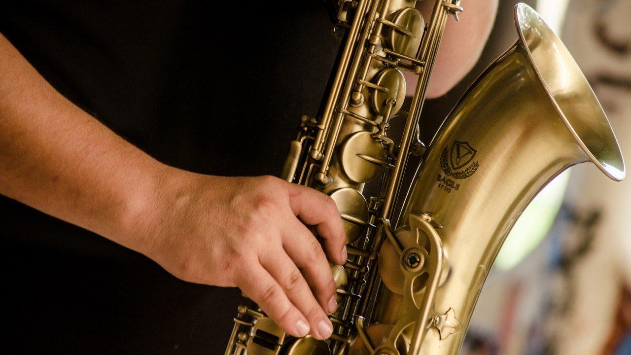 instruments à vent - saxophone