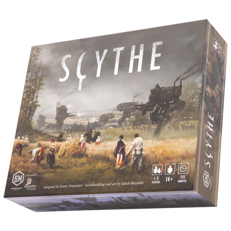 jeux - scythe