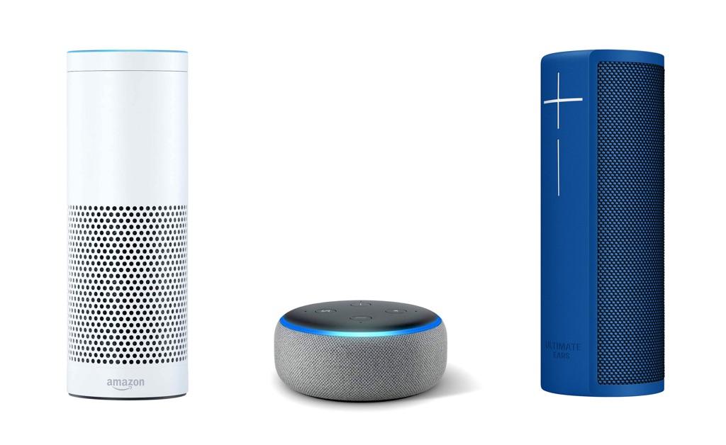 Amazon - smart speaker device