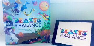 Beast of balance - boardgame and ipad