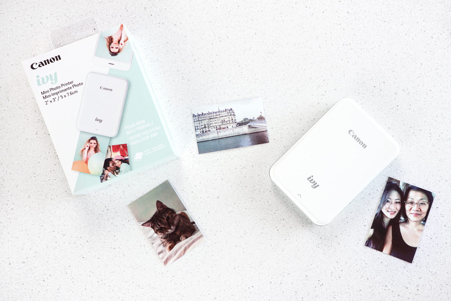 Canon Ivy Mini Wireless Photo Printer review | Best Buy Blog