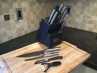 Cuisinart 21 piece knife set