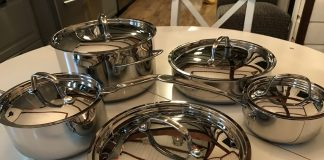Cuisinart Classic Collection Stainless Steel Cookware Review