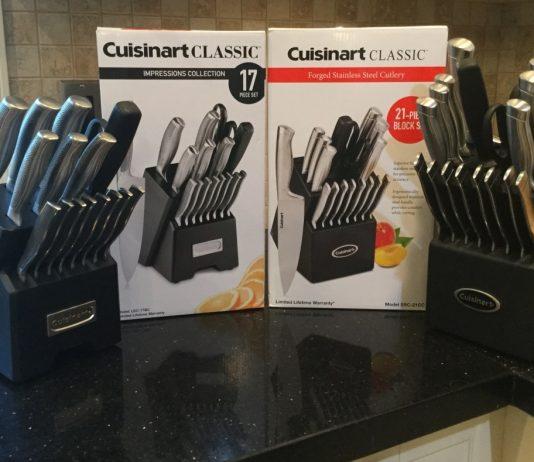 Cuisinart Classic Knife Sets
