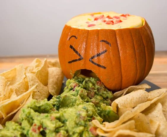 Gross Halloween Recipes