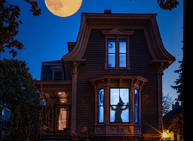 Philips Hue Halloween