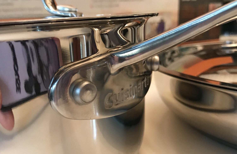Cuisinart cool grip handles