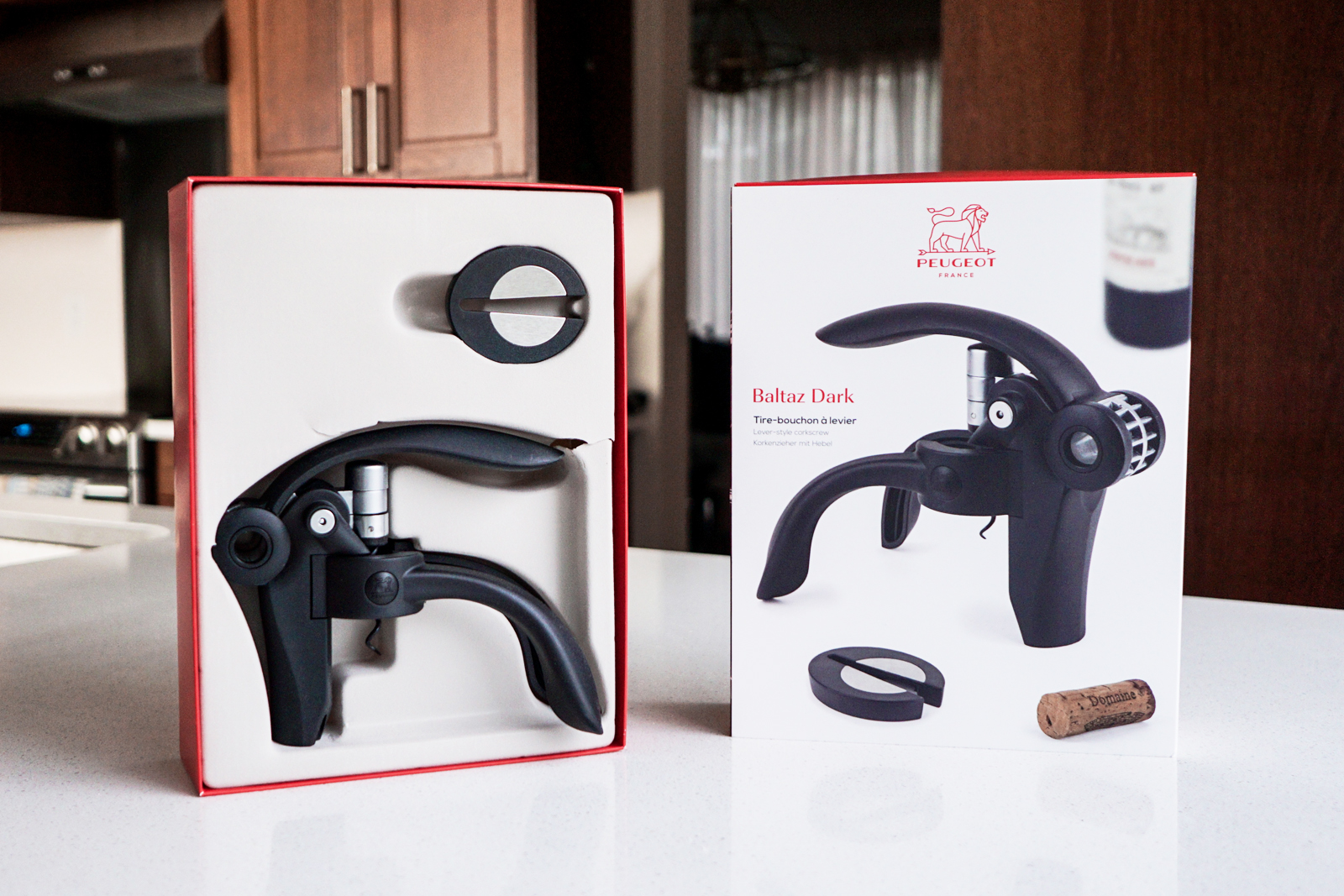 Peugeot corkscrew review