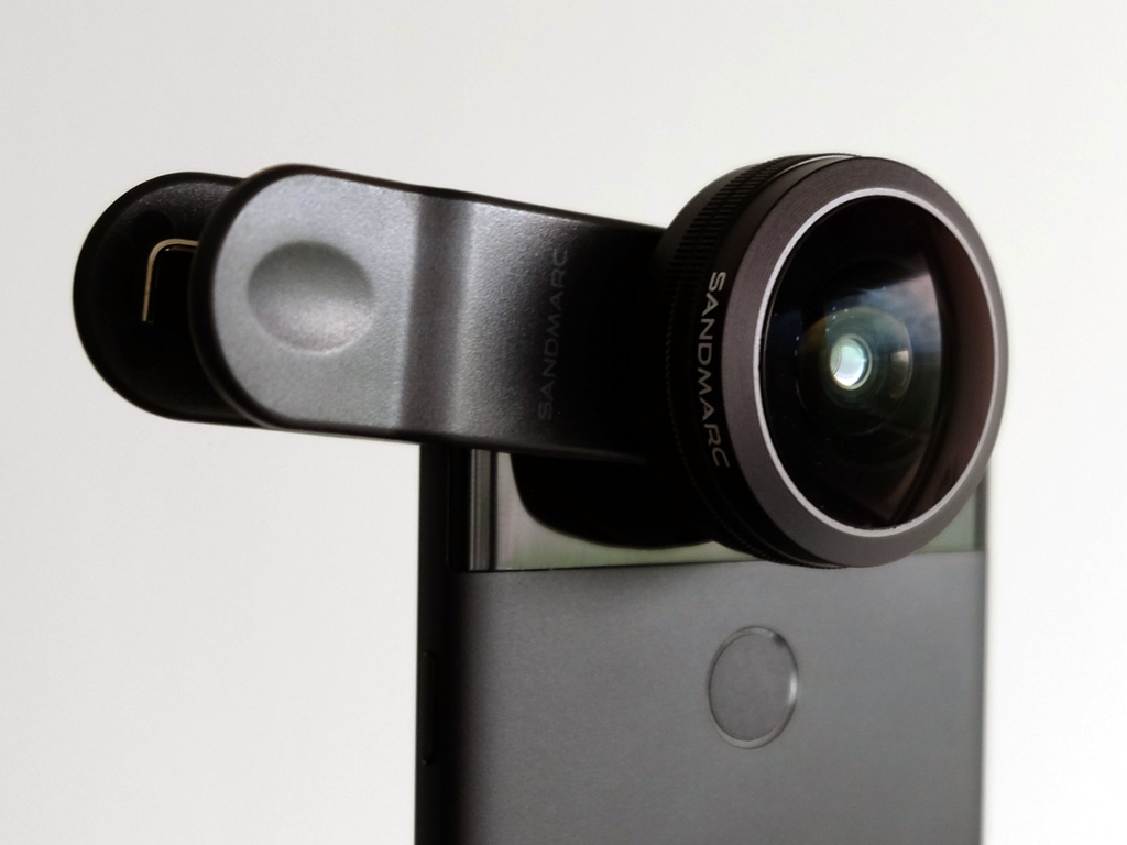 sandmarc lense for iphone - with clip