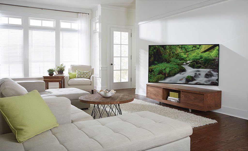 Sanus full motion tv wall mount review best buy blog - Tv wall mount reviews ...