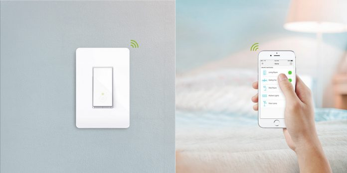 TP Link Smart Switch Featured