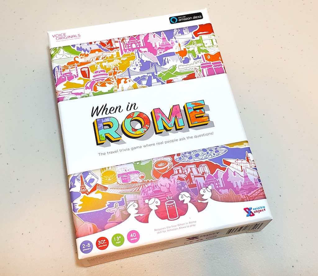 when in rome box