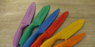 cuisinart advanced knife set - all