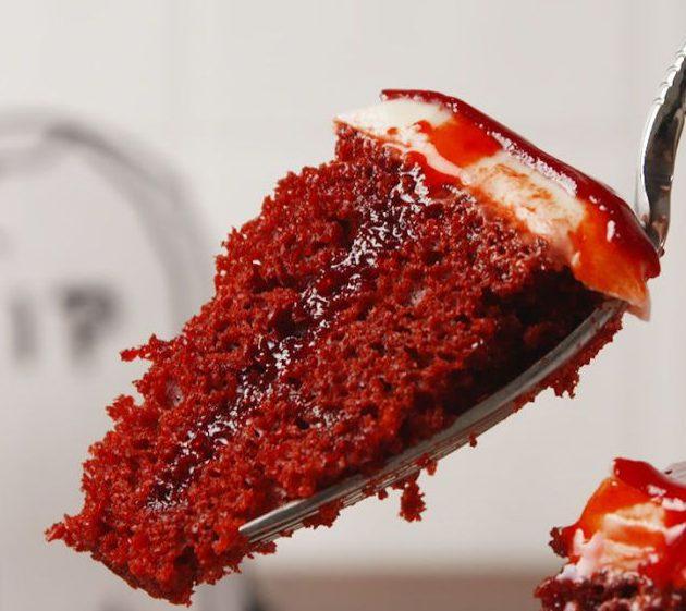 dead velvet cake delish.com