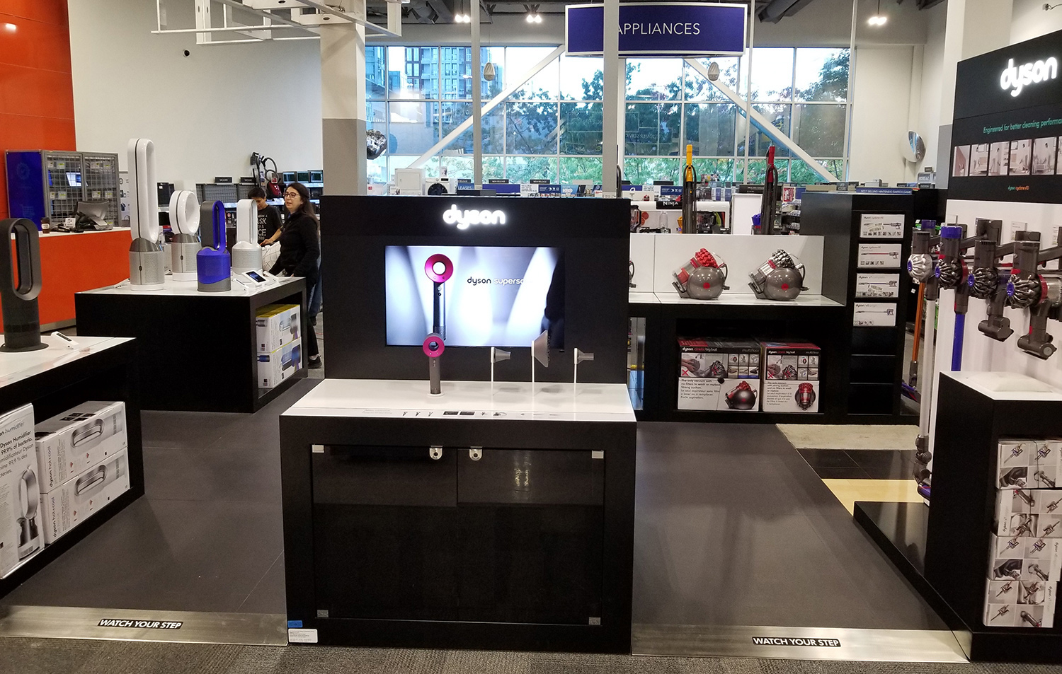 Announcing The Grand Opening Of Two Dyson Stores At Best