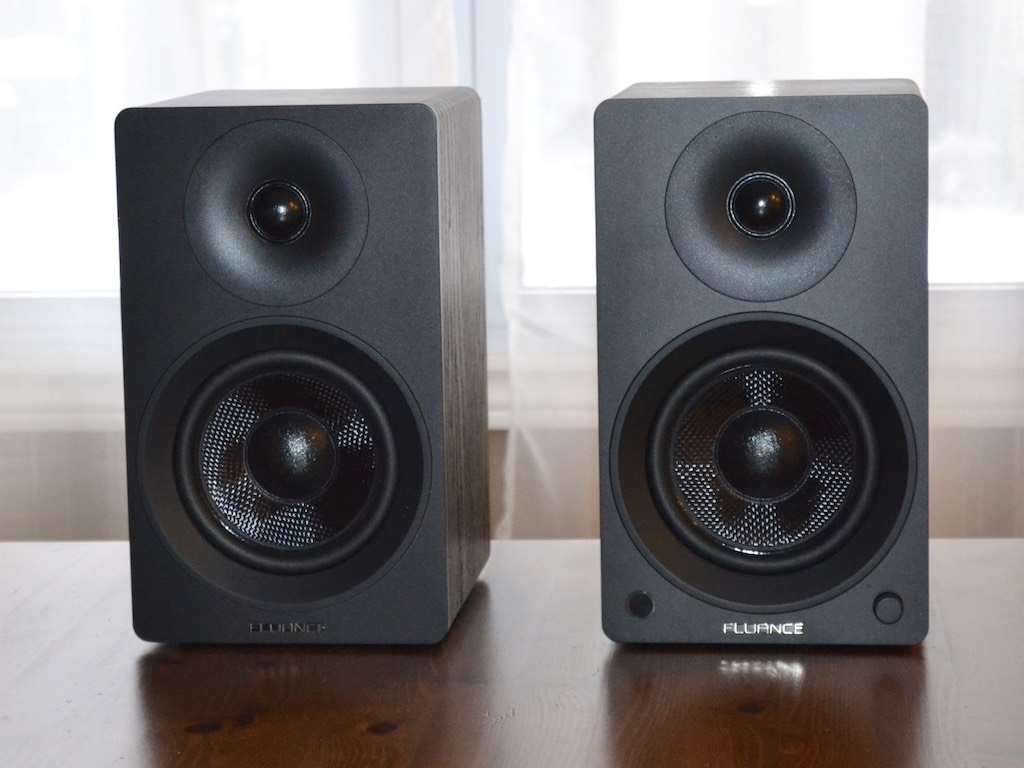 Fluance Ai40 Powered Bookshelf Speakers Review