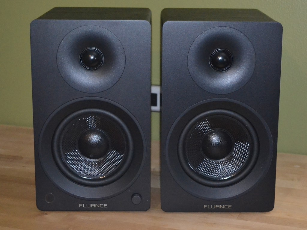 Fluance Ai40 review