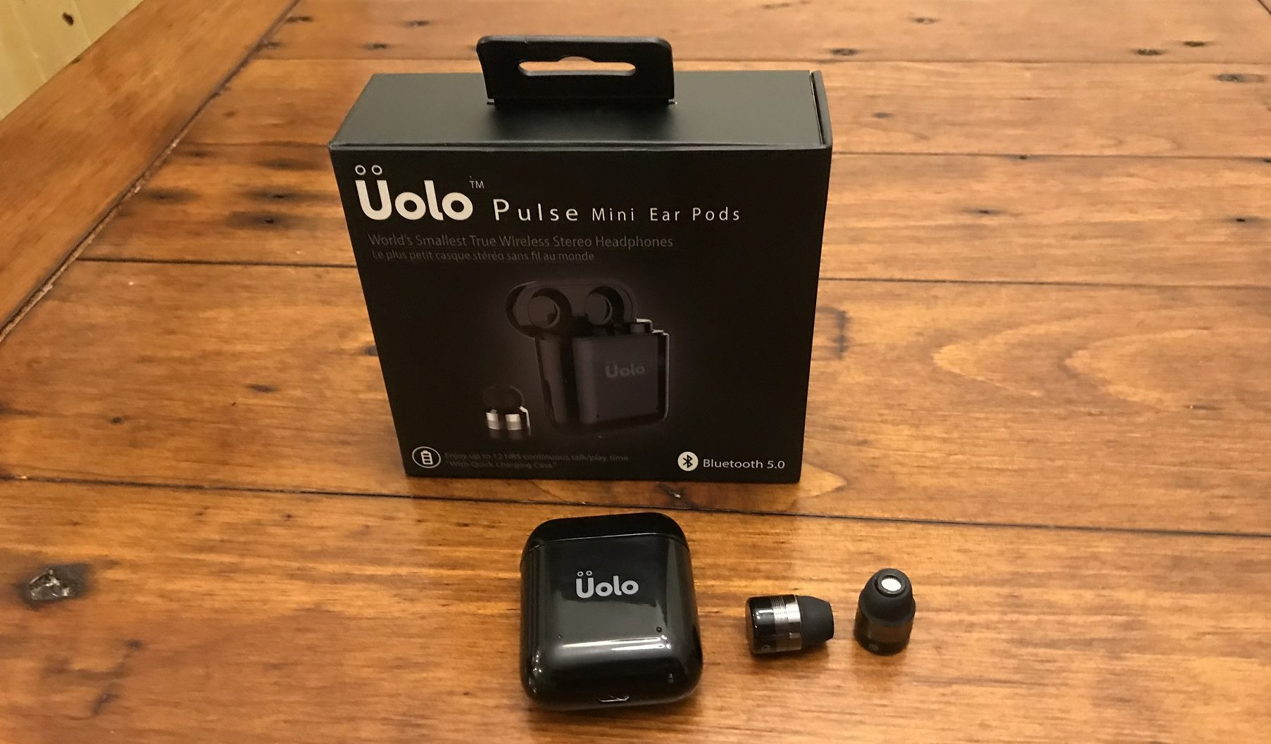 uolo mini ear pods - review
